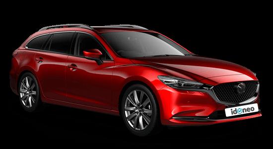 Mazda 2.2 SKYACTIVE-D 110kW EVOLUTION TEC AUTO de renting