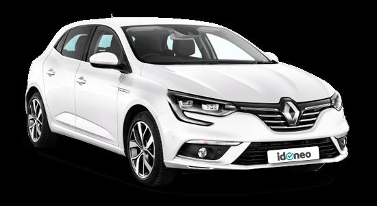 Renault Mégane blanco