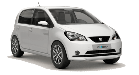 Seat ELECTRIC 61kW de renting