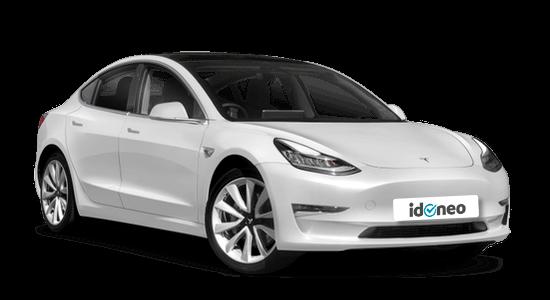Tesla Model 3 de renting