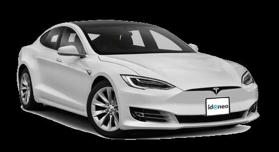 Tesla 100D 4WD 5 PUERTAS BERLINA CON PORTÓN de renting