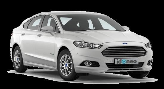 Ford Mondeo Híbrido gris