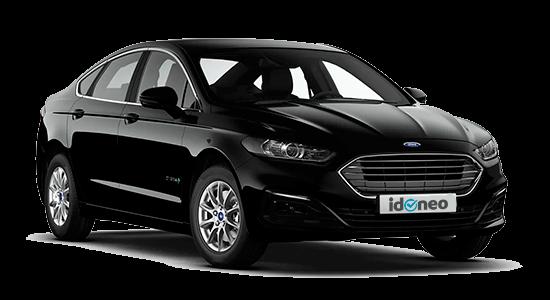 Ford Mondeo Híbrido negro