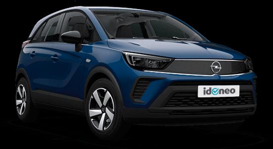 Opel Nuevo Crossland azul-2021
