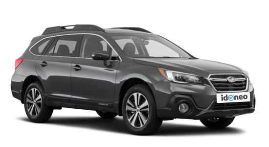 Subaru Executive Plus 2.5i Lineartronic (GLP) de renting