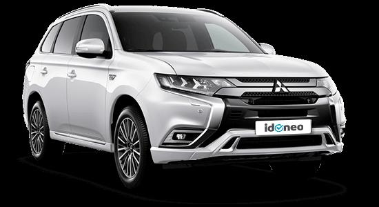 Mitsubishi Outlander PHEV Kaiteki 4WD de renting