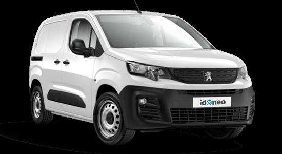 Peugeot Partner Furgon Pro Standard L1 BlueHdi de renting