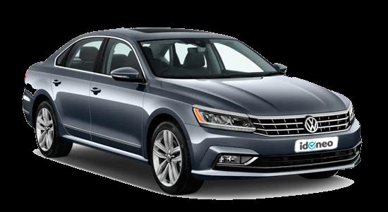 Volkswagen Passat plata-pirita