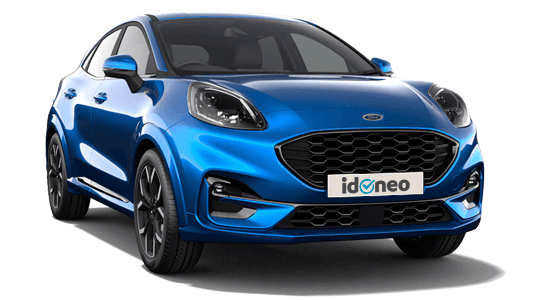 Ford 1.0 ECOBOOST MHEV de renting