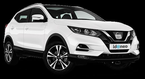 Nissan Qashqai de renting
