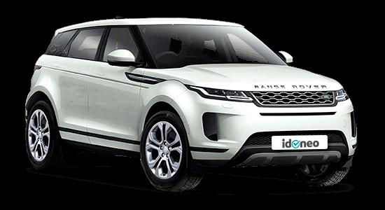 Land Rover Range Rover Evoque blanco
