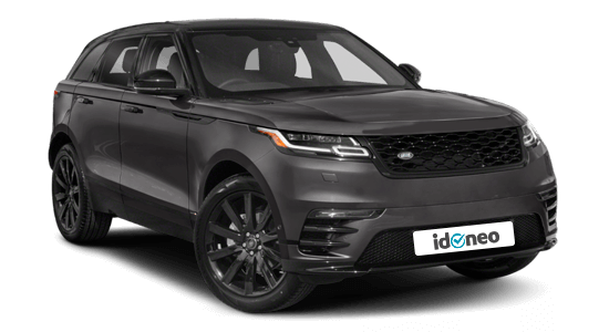 Land Rover Range Rover Velar negro