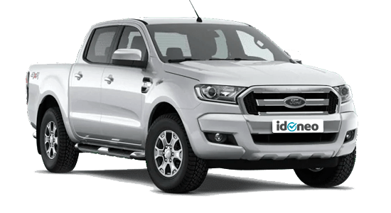 Ford Ranger blanco