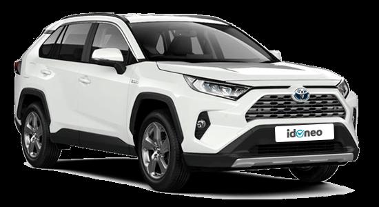 Toyota Rav4 blanco