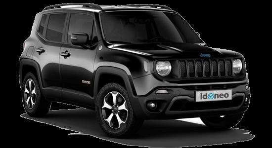 Jeep Renegade negro-phev