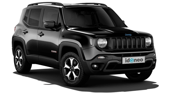 Jeep Trailhawk 1.3 PHEV AWD de renting