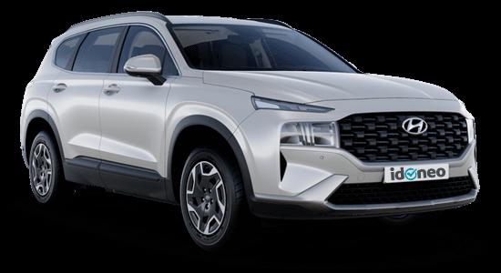Hyundai 2.2 CRDi Auto 2WD de renting