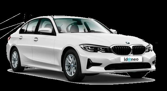 BMW Serie 3 318d de renting