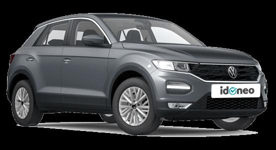 Volkswagen T-Roc gris