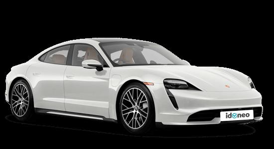 Porsche taycan 4S de renting
