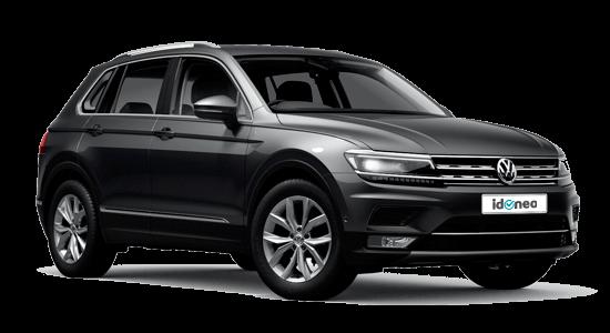 Volkswagen Tiguan gris