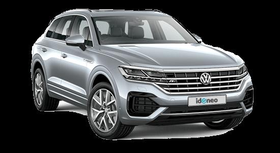 Volkswagen Touareg plata