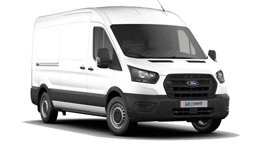 Ford Transit blanco