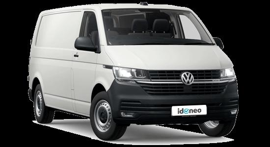Volkswagen Transporter 2,0Tdi 102cv de renting
