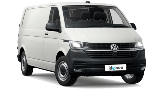 Volkswagen Transporter blanco