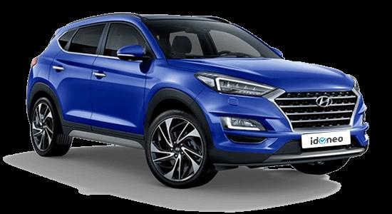 Hyundai 1.6 TGDi 2WD de renting