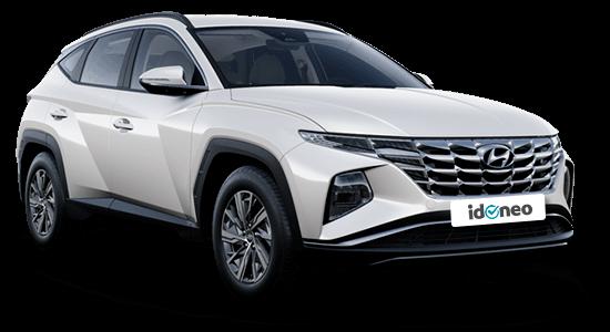 Hyundai Tucson blanco-2021