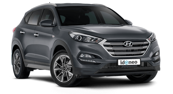 Hyundai Tucson gris