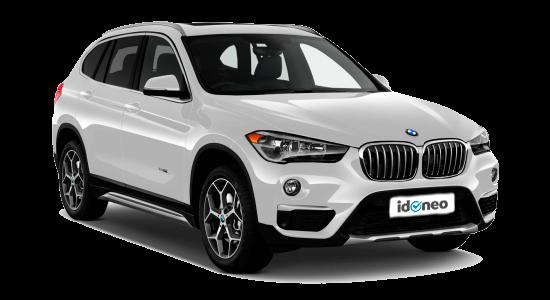 BMW X1 sDrive 1.8d de renting