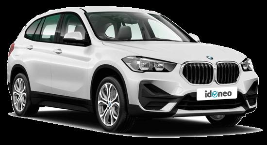 BMW X1 blanco