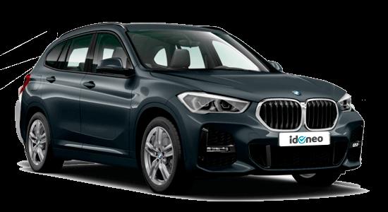 BMW X1 gris