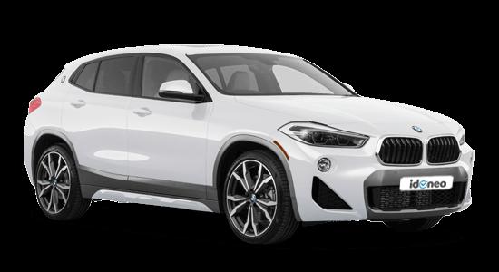 BMW X2 blanco