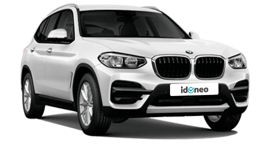 BMW X3 20 2.0 xDrive20d 4WD Auto de renting