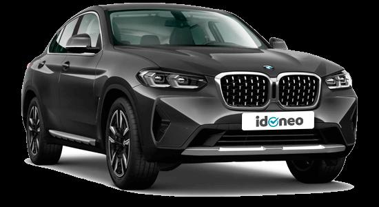 BMW X4 gris