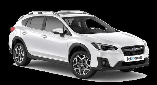 Subaru XV blanco