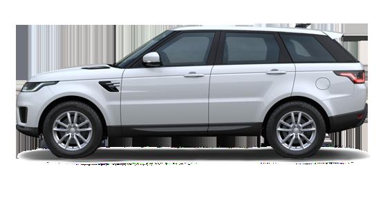 Land Rover Range Rover Sport fuji-white