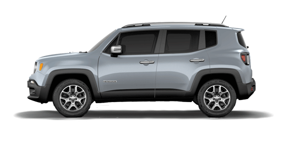 Jeep Renegade 1.4 Multiair Limited 4x2 140 de renting