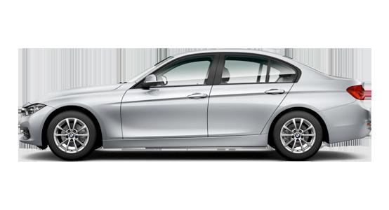 BMW Serie 3 318 2.0 318d de renting