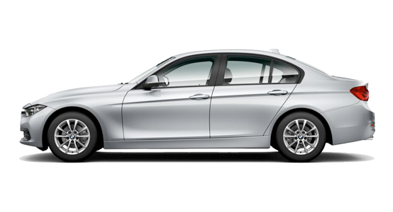 BMW Serie 3 Berlina glaciersilber-metalizado