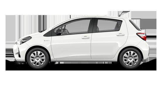 Toyota 1.0 VVT-I de renting