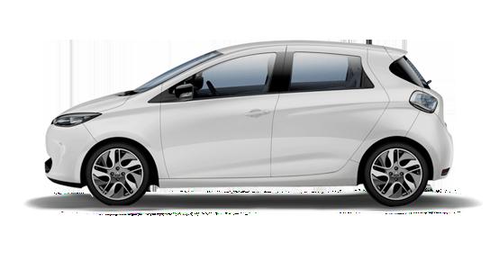 Renault ZOE Life 40 de renting