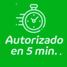 Tu renting autorizado en menos de 5 minutos