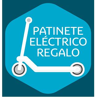 patinete eléctrico gratis